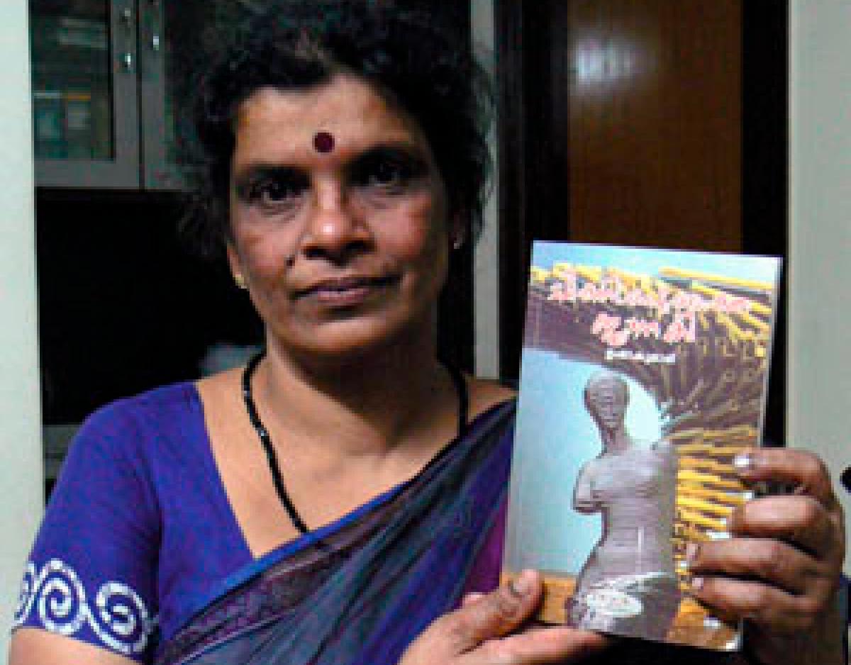 writer-ushakumari